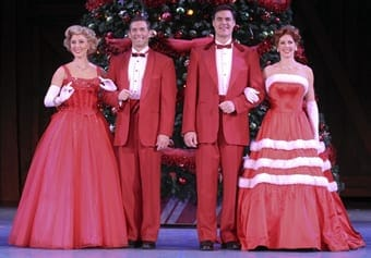 White Christmas at the Kennedy Center
