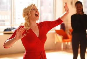 "Ivy (Megan Hilty) gives her best ever ""Let Me Be Your Star"""
