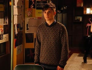 Andy Mientus as Kyle Bishop (Photo: Will Hart, NBC)