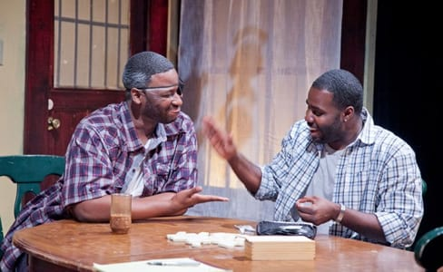 G. Alverez Reid as William and Jacobi Howard as Ennis