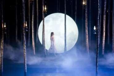 Hannah Vassallo as Aurora.. (Photo: Mikah Smillie)