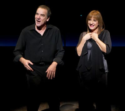 Mandy Patinkin and Patti LuPone (Photo: Joan Marcus)