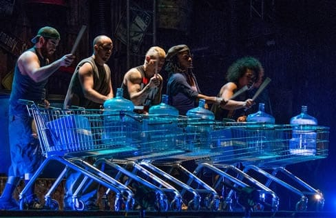 Stomp Quot Will Blow You Away Quot Dc Theatre Scene