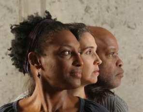Dawn Ursula, Holly Twyford, Michael Anthony Williams (Photo: Stan Barouh)