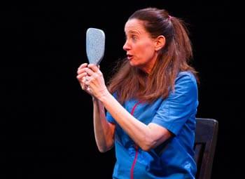 Ann Randolph as Frannie Potts (Photo: Teresa Wood)