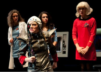 Invasion of the Surreal Players, Capital Fringe 2013