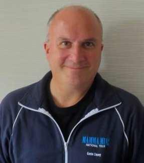 Mamma Mia! Music Director and converted ABBA fan, Kevin Casey