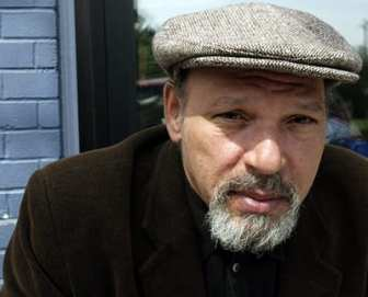 August Wilson, 2003. (Pittsburgh Gazette)