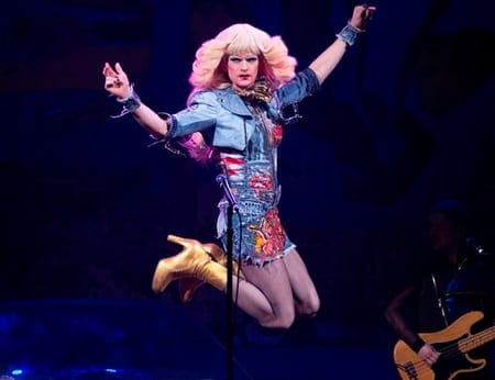 Neil Patrick Harris as Hedwig (Photo: Joan Marcus)