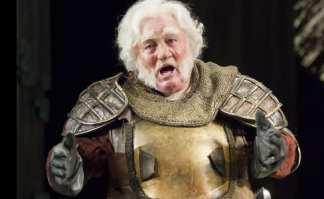 Stacy Keach as Falstaff in Henry IV, Part 2 (Photo: Scott Suchman)