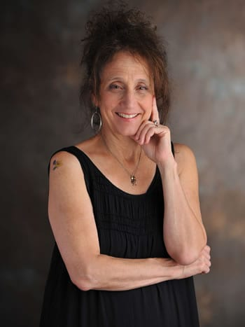 Liz Lerman (Photo: Mike Ciesielski)