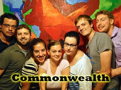 Local improvisers include Commonwealth