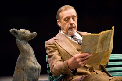 Ralph Cosham in Heroes at MetroStage (2009)