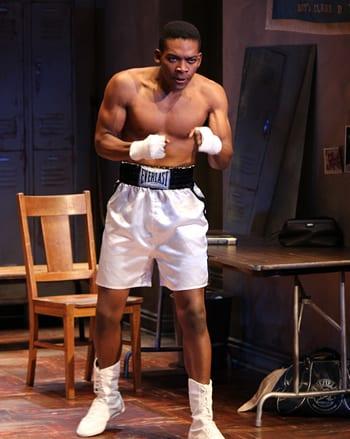 Eddie Ray Jackson as Muhammad Ali