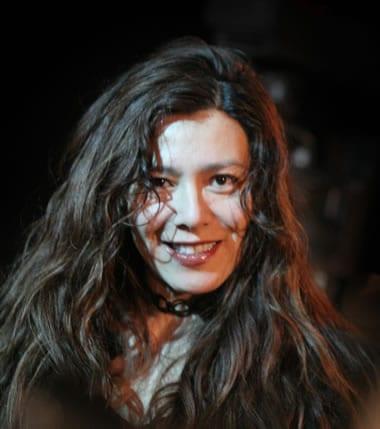 Writer Maria Agui Carter