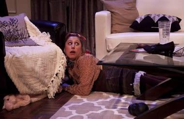 Sherry Berg as Sylvia (Photo: Rebekah Purcell VSION)