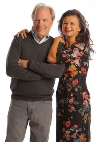 Michael McKean and Tracey Ullman  (Promotional photo by Joan Marcus)