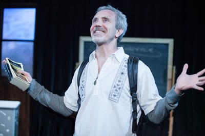 Brian Crane as Bernard in There Is a Happiness... (Photo: C. Stanley Photography)
