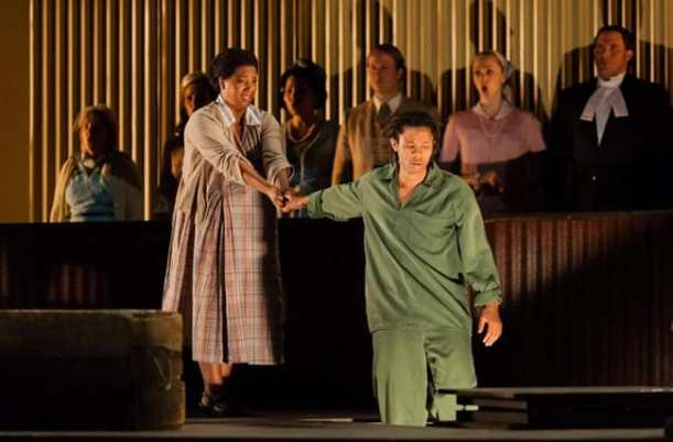 From the 2012 production of Lost in the Stars at Glimmerglass Festival (Photo: Karli Cadel/The Glimmerglass Festival)