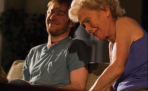Josh Tobin and Lois Markle (Photo: Richard Anderson)