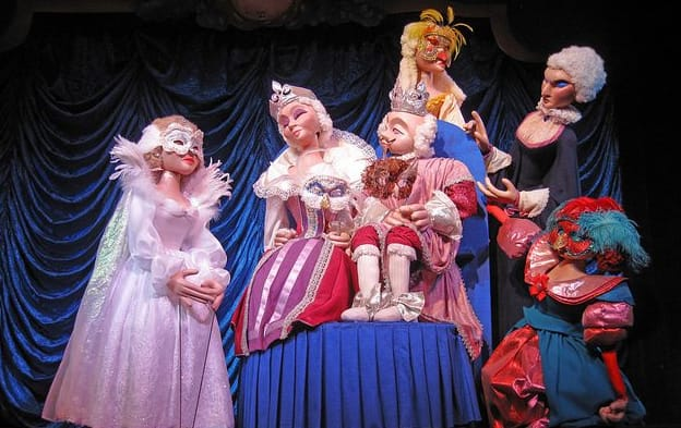 Cinderella by The Puppet Co