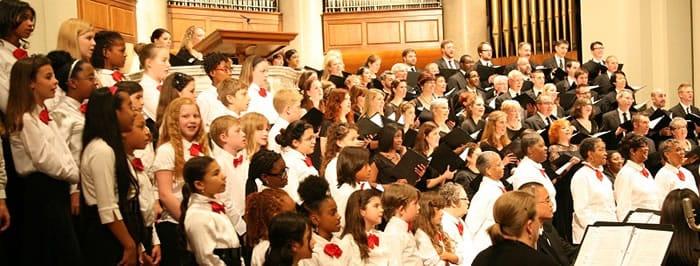 Photo courtesy of Congressional Chorus