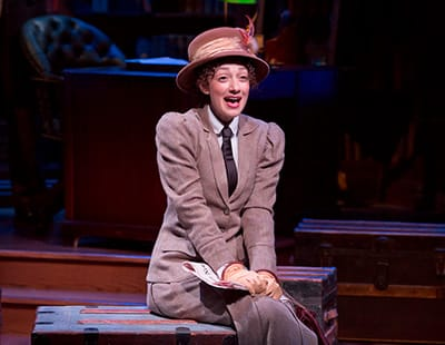 Megan McGinnis in Daddy Long Legs (Photo: Jeremy Daniel)