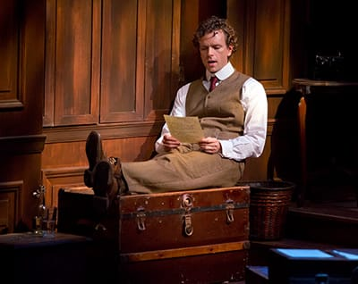 Paul Alexander Nolan in Daddy Long Legs (Photo: Jeremy Daniel)