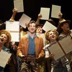 The music shines in Bright Star at The Kennedy Center