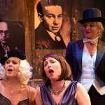 Kabarett & Cabaret. In Series turns up the heat (review)
