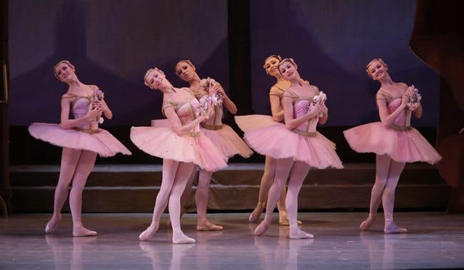 Mariinsky Ballet Raymonda at The Kennedy Center (Photo: Natasha Razina )