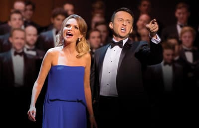 Kristin Chenoweth and Andrew Lippa coming to Strathmore, April 23 and 24