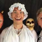 DCTS ticket giveaway: Reduced Shakespeare at Folger. Contest closes Wednesday