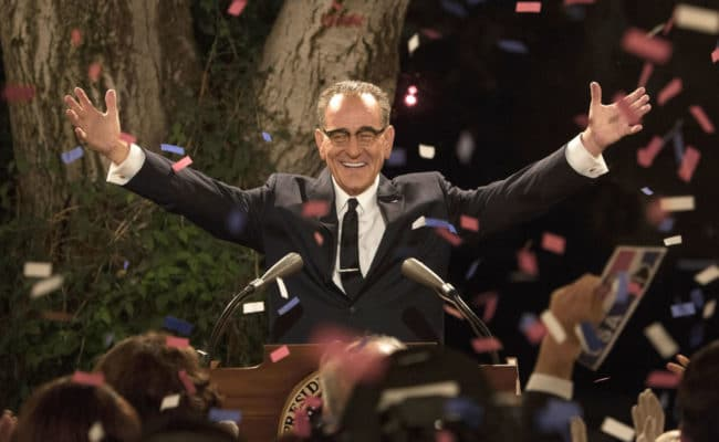 Bryan Cranston as President Lyndon B. Johnson in HBO's All the Way (Photo: HBO)