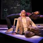 Eric Hissom's a wonder in The Body of an American at Theater J (review)