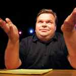 Mike Daisey plays The Trump Card (review)