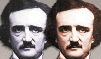 Click for tickets to POE, TIMES TWO