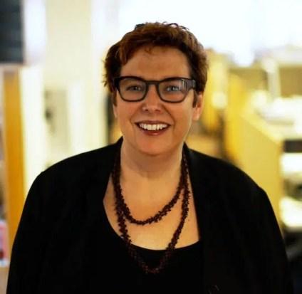Amy Austin, President and CEO of theatreWashington