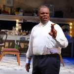 Teachout's Satchmo at the Waldorf at Mosaic Theater (review)