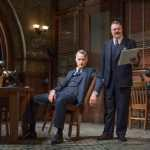 The Front Page Review: Nathan Lane leads all-star newspaper comedy revival