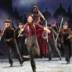 High flying Mary Poppins at Olney Theatre Center