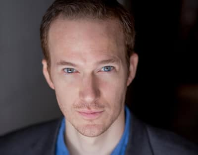 Rex Daugherty, Solas Nua's artistic director for theater