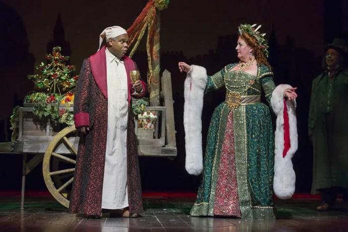 Christmas Carol, Ford's Theatre