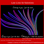 Free original Valentine e-cards from DC Theatre Scene