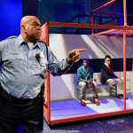 Hooded, or Being Black for Dummies at Mosaic Theater (review)