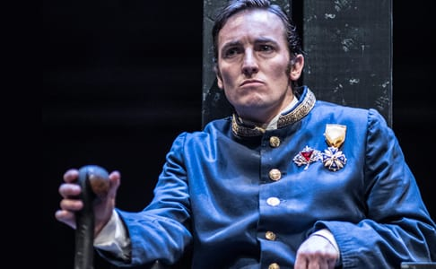 Oh, what a tyrant: Richard III at Chesapeake Shakespeare Company (review)