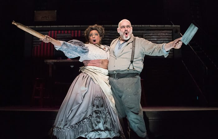 Attend the tale of Sweeney Todd at Olney Theatre Center (review)