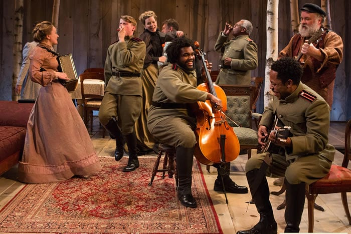 Chekhov like you've never seen – Three Sisters at Studio Theatre (review)