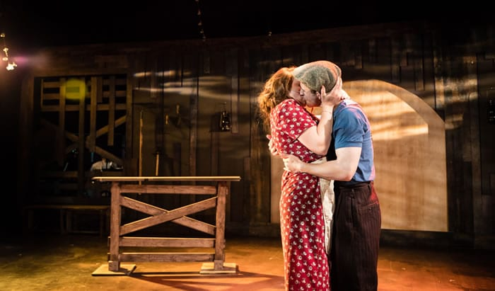Wildhorn's Bonnie and Clyde musical (review)