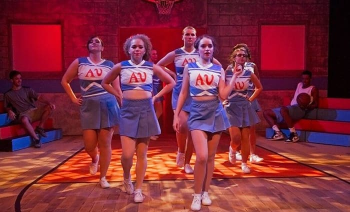 Lysistrata Jones at Red Branch Theatre (review)